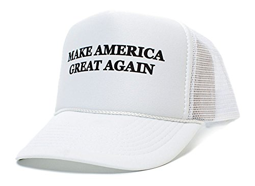 Make America Great Again White Hat