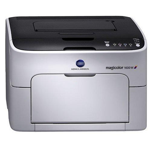 Konica Minolta magicolor 1600W - Imprimante - couleur - laser - Letter, Legal, A4 - 600 ppp x 600 ppp - jusqu'à 20 ppm