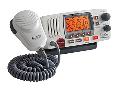Rebate Cobra Gimbal Mount VHF Radio with GPS and Rewind