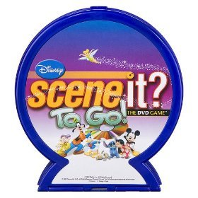 Scene It? To Go! Disney Version - Only at Target