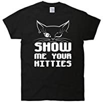 Show Me Your Kitties Funny Cat T-Shirt