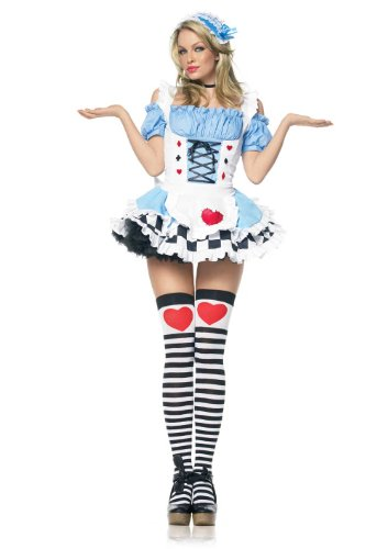 Alice Lil' Miss Wonderland Leg Avenue 83354