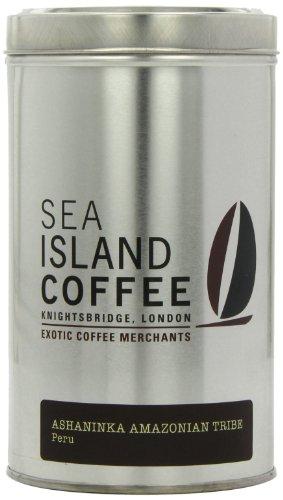 Sea Island Ashaninka Amazonian Tribe Peru Espresso Coffee Tin 125 g