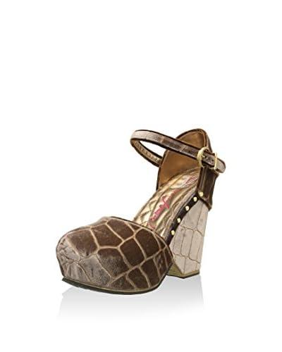 MON AMOUR Sandalo Con Tacco