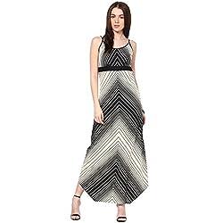 WOMEN'S Black MIRROR IMAGE DRESS