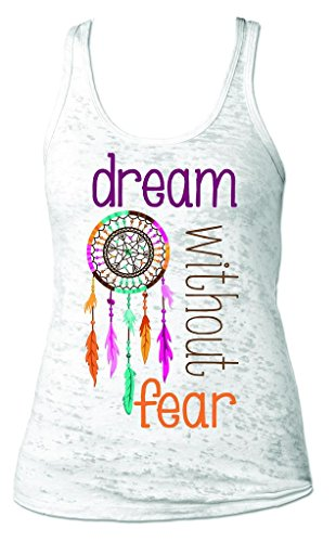 Sticker Shop Unlimited Inspirational Quote Loose Fitting Razorback Fitness Tanktop