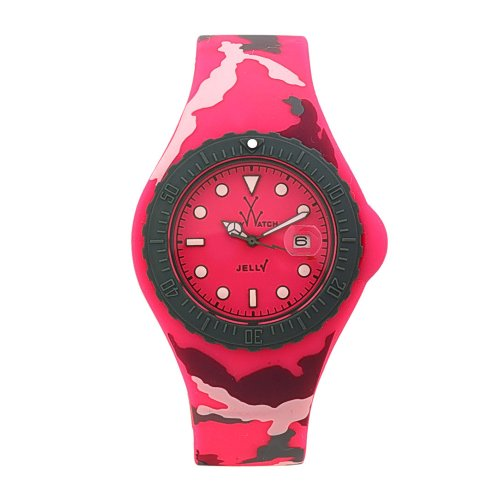 Toy Watch Unisex JYA02PS Disco Jelly Watch