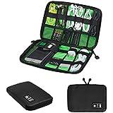 (バッグ・マート)Bags-mart ACアダプター PC周辺小物用収納ポーチ ゴム・バンドが縫い付け プレゼント ギフト