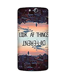 Look at things differently Oppo N1 Mini Case