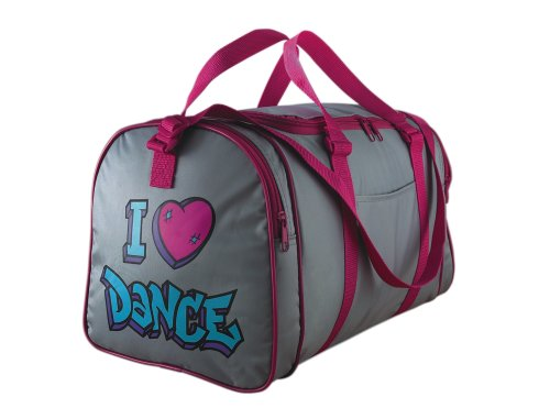 GIFTED DANCER Girls Dance Bag/Medium Holdall with