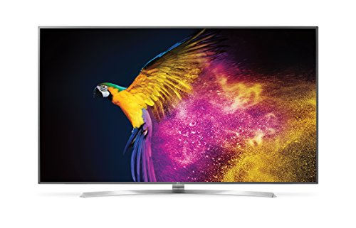 LG 55UH950V 55 inch Super Ultra HD 4K Smart TV webOS (2016 Model) - Silver