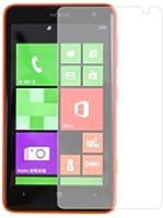 6 x Membrane Pellicola Protettiva Nokia Lumia 625 - Trasparente, Confezione ed accessori