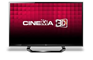 LG 55LM615S 140 cm (55 Zoll) Cinema 3D LED-Backlight-Fernseher (Full-HD, 200Hz MCI, DVB-T/C/S) schwarz
