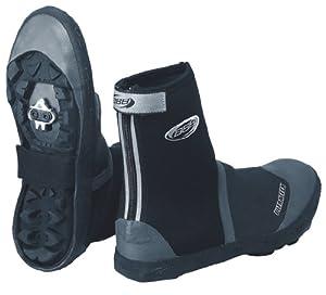 BBB RaceFlex BWS-13 Shoe Covers Black black Size:39/40