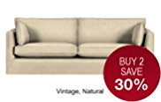 Medbourne Large Sofa (Loose Fabric)