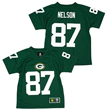 NFL Green Bay Packers Jordy Nelson #87 Boys Performance Fashion Tee by NFL
