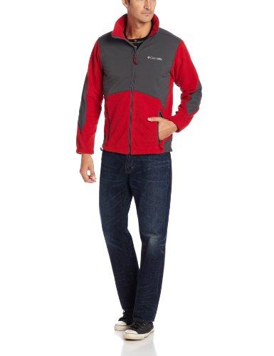 Columbia Men's Ballistic III Fleece Jacket