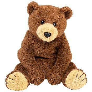 1 X TY Beanie Baby - BIXBY the Bear