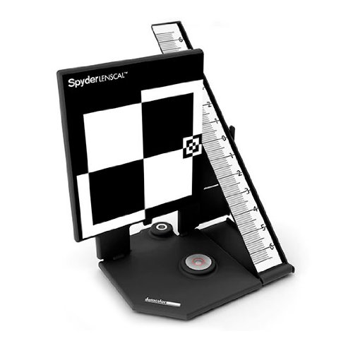 Datacolor DC SLC100 SpyderLensCal Lens Calibration System