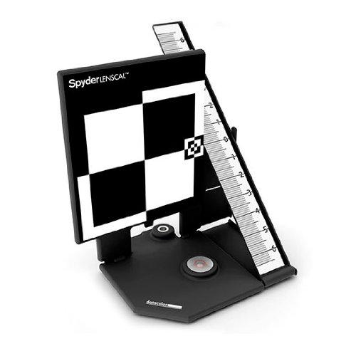 Datacolor DC SLC100 SpyderLensCal Lens Calibration System