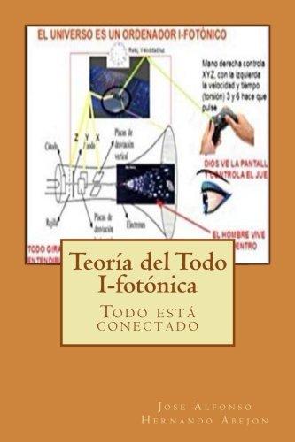 Teoria del Todo I-fotonica: Vivimos dentro de un ordenador i-fotonico