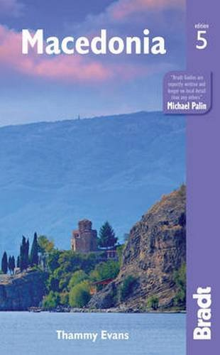 Macedonia (Bradt Travel Guides)