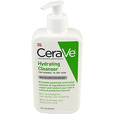 CeraVe Hydrating Cleanser, 12 Ounce by CeraVe