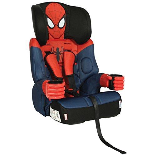 Kids Embrace Friendship Group 123 Marvel Ultimate Spider-Man Car Seat by Kids Embrace