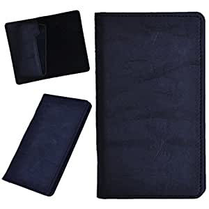 DCR Pu Leather case cover for Nokia Lumia N206 (black)