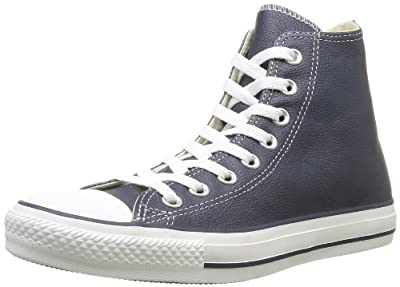 Converse Chuck Taylor Core Lea Hi, Unisex - Erwachsene Sneaker