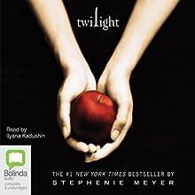 Twilight: The Twilight Saga, Book 1 Audiobook by Stephenie Meyer Narrated by Ilyana Kadushin