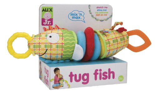 ALEX Toys ALEX Jr. Tug Fish