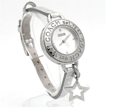 Coach Bridgit Signature Bezel Women's Watch