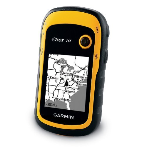 NEW GARMIN ETREX 10 HANDHELD OUTDOOR HIKING GPS RECEIVER 010-00970-00 купить garmin etrex 20 б у