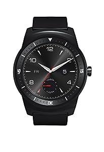 LG G Watch R Smartwatch - Black