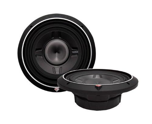 "2) Rockford Fosgate P3Sd2-12 12"" 1600W Car Shallow/Slim Audio Subwoofers Subs"