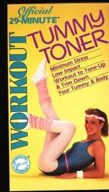 29 Minute Tummy Toner [VHS]