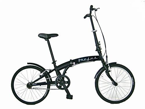 """Bicicletta Pieghevole 20"""" Flexi City Bike"""