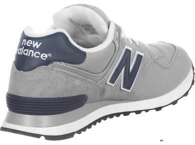 new balance uomo 46.5 grigio
