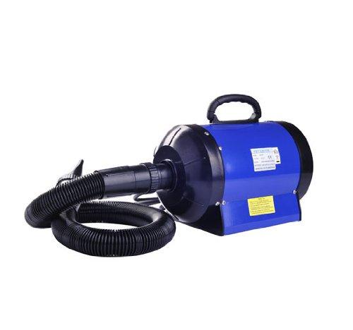 PawHut Dog Pet Grooming Hair Dryer Hairdryer Heater Blaster 2800W Blue