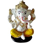 Ganesh = 195 (Set Of 6 Piece= By Vyomshop