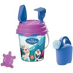 Mondo 28194 - Set da Spiaggia Frozen Bucket Set