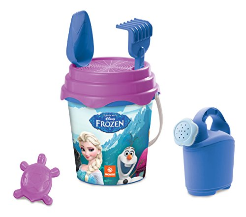 Mondo 28194 - Set da Spiaggia Frozen Bucket Set