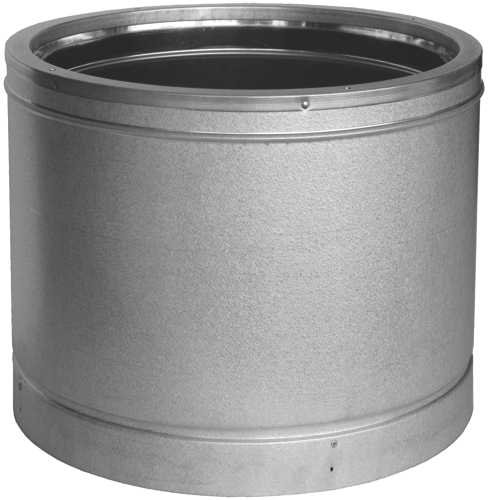M Amp G Duravent Vent Pipe Stainless Steel Cat Iii 4 Quot By 24