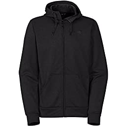 Men\'s The North Face Surgent Full Zip Hoodie TNF Black/TNF Black Size Small