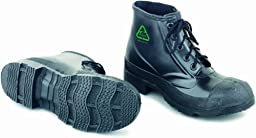 ONGUARD 86604 Monarch Men\'s Steel Toe Economy Workshoe with Cleated Outsole, Size 10