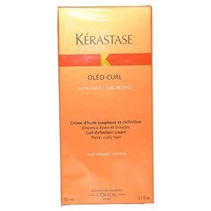 Kerastase nutritive oleo curl definition creme 5 1 ounce for Kerastase bain miroir 1 vs 2