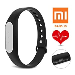 Xiaomi Mi Band 1S Pulse Smart Activity Fitness Tracker With Heart Rate Monitor
