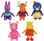 Ty Backyardigans Beanie Baby Set von...