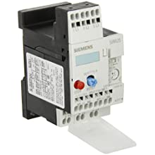 Siemens 3RU11 16-0BC1 Thermal Overload Relay, For Separate Installation, Size S00, 0.14-0.2A Setting Range
